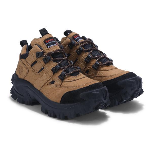 Woodland Camel trekking shoes