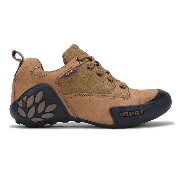 Woodland Camel casual sport shoes