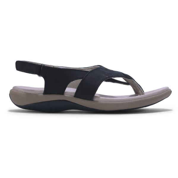 Woodland BLACK Sandals for women