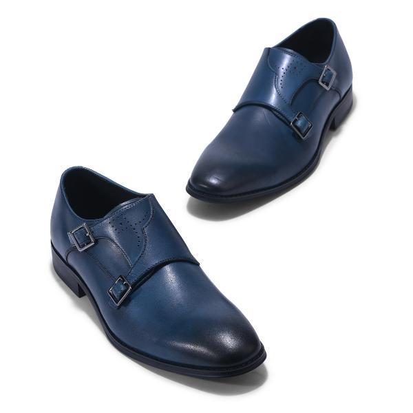 Woods BLUE formal shoes for men